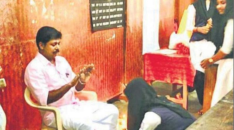 Congress and CPM Join Islamic Radicals, Protest Against Gurupurnima Celebration.