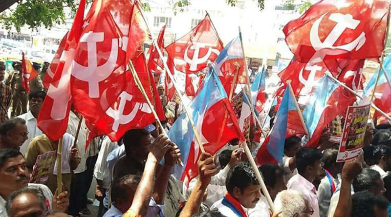 CPM & Congress resort to violence against BJP candidates in kerala.